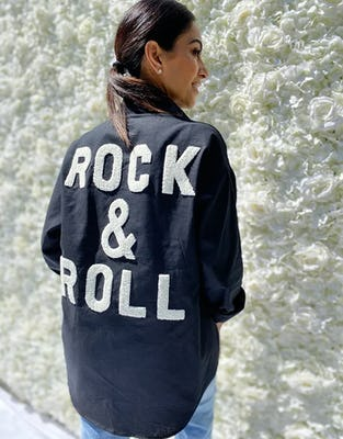 Black Rock & Roll Shirt